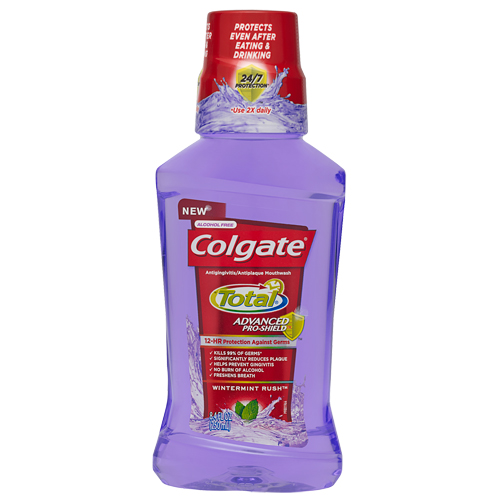 colgate mouthwash product as brand extension strategies Start studying chapter 10 learn b product extension-communications and consumer appeal of colgate's total brand toothpaste were designed to translate.